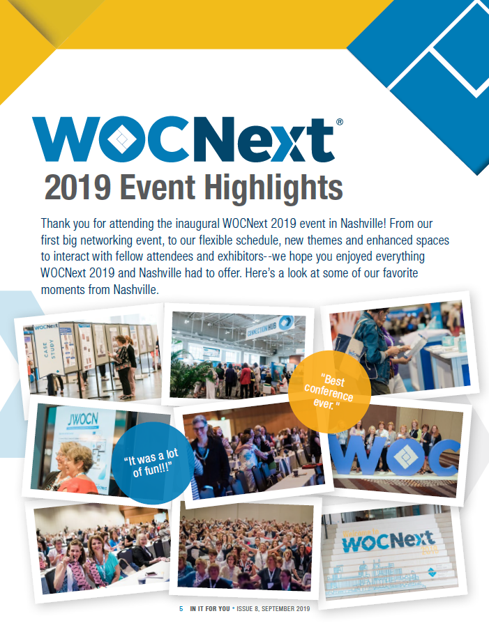 Click to read the highlights of WOCNext 2019 in Nashville