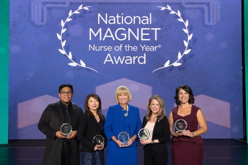 2018 Magnet Nurse of the Year Award