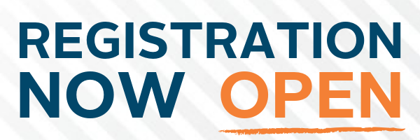 Registration Now Open - Click To Register