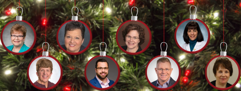 Happy Holidays from the Board of Directors