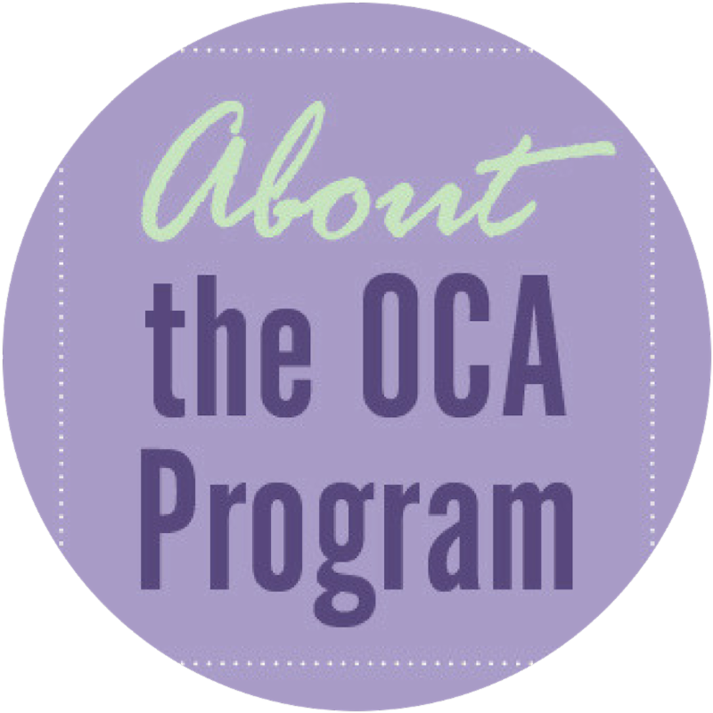 Click to learn more about the OCA Program