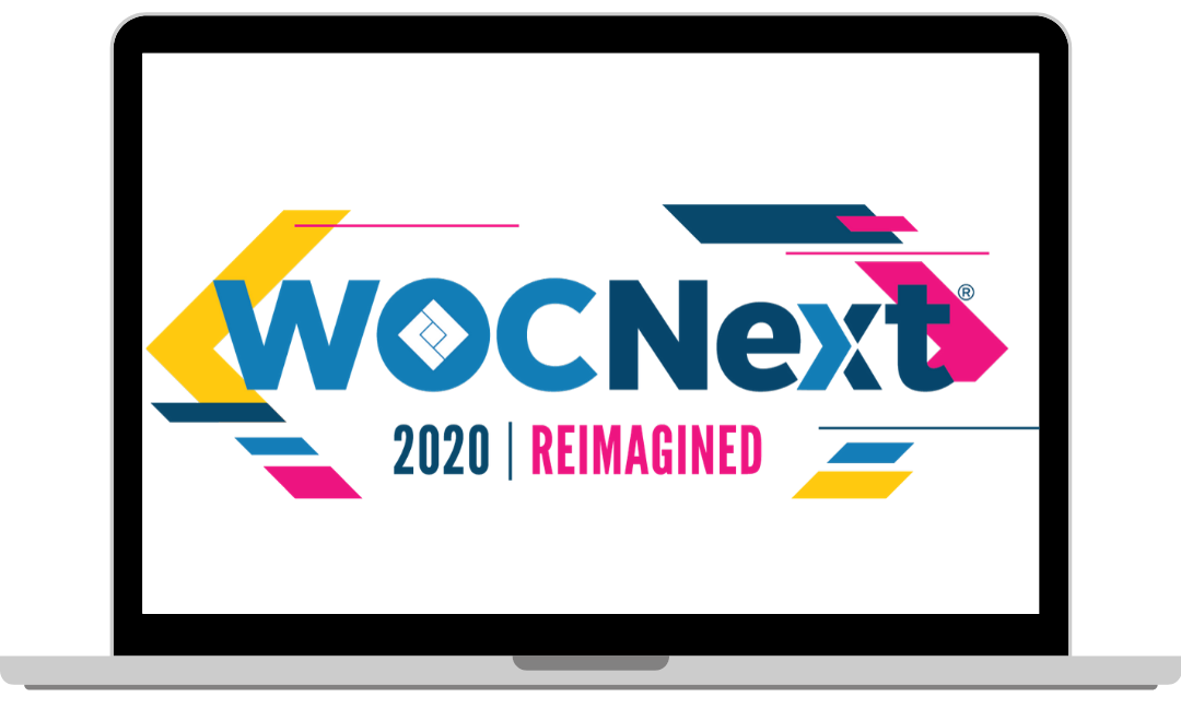 Click to learn more about WOCNext 2020 Reimagined