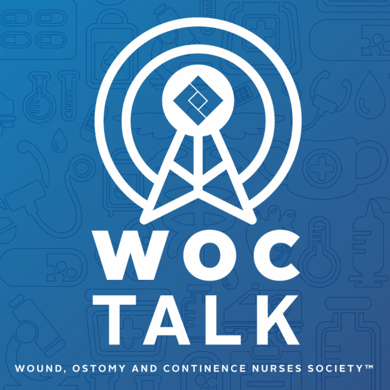 Podcast channel courtesy of the WOCN Society