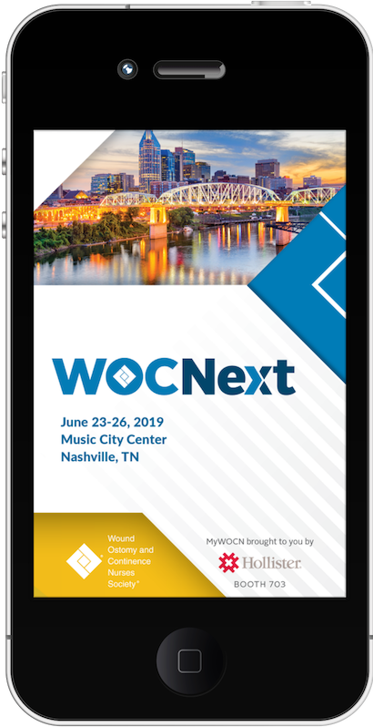 Download MyWOCN the official app for WOCNext 2019