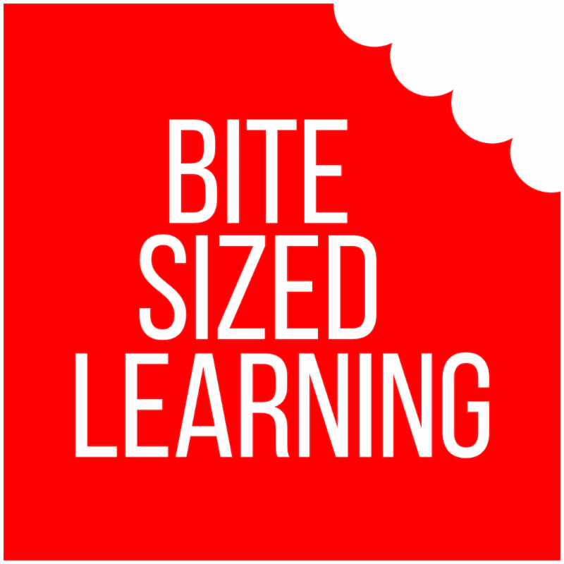 Bite Size Learning Courses