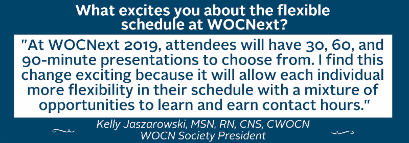 Quote from WOCN Society President