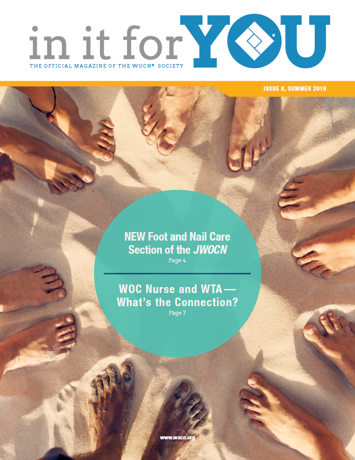 In It For You - The Official Magazine of the WOCN Society - Summer 2019 Issue