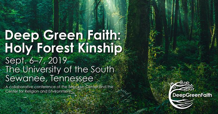 Deep Green Faith