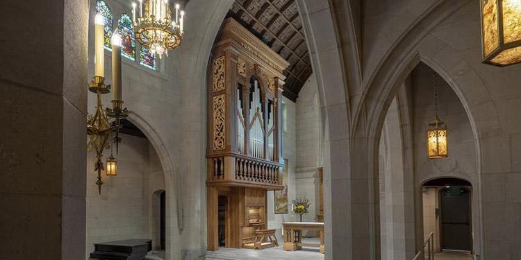 Fisk Opus 148 organ