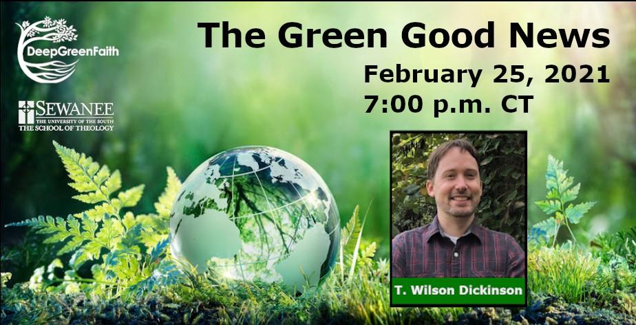 green good news