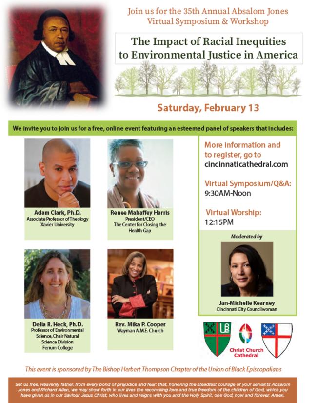 2021 Absalom Jones Symposium