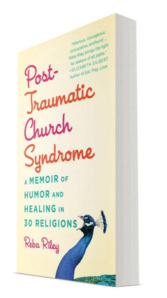 Post-Traumatic Church Syndrome book cover