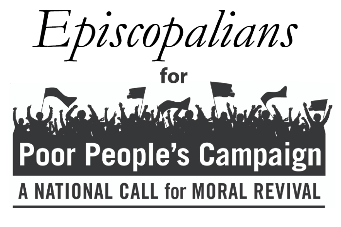 Episcopalians for Poor People's Campaign