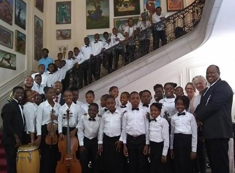 Les Petits Chanteurs
