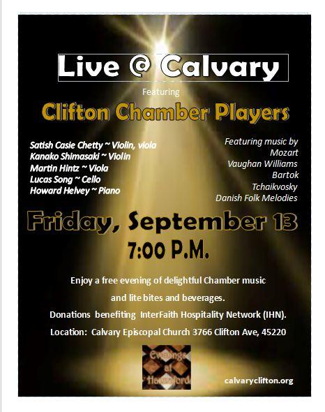 Live@Calvary