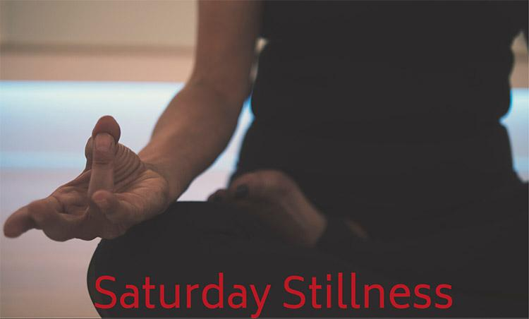 Saturday Stillness