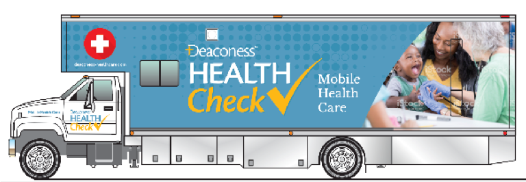 Deaconess Health van