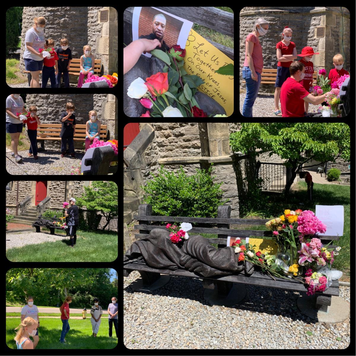 Calvary Cincinnati honors those persecuted