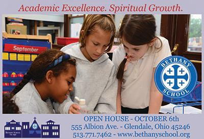 Bethany School Open House
