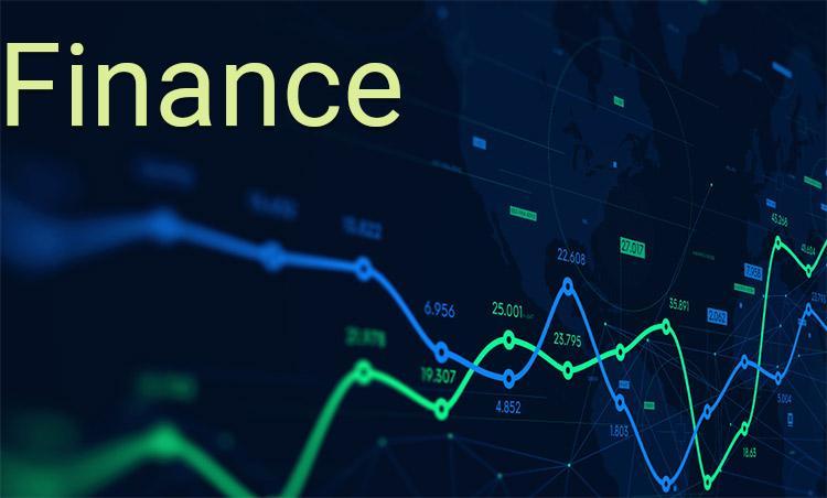 Finance header