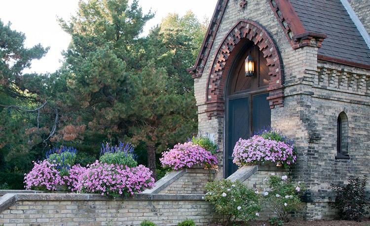 St. John's chapel at DeKoven Center