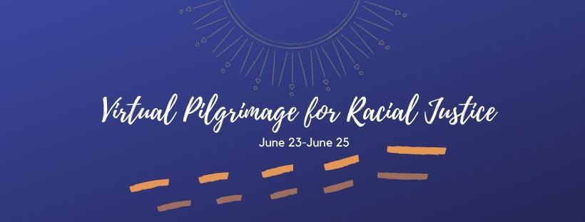 Virtual Pilgrimage logo