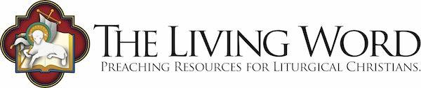 The Living Word logo