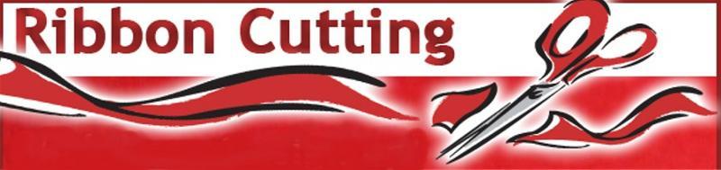 Ribbon Cutting Banner