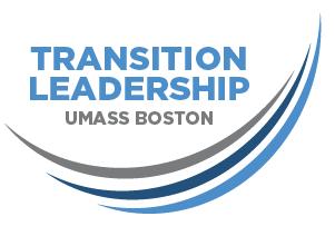 UMass Boston Transition and Leadership logo