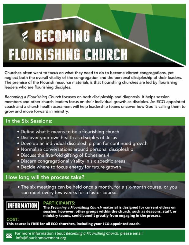eco new flourishing resources