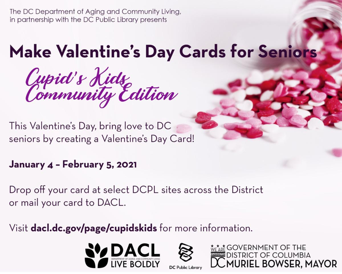 Make Valentine's Day Card for Seniors