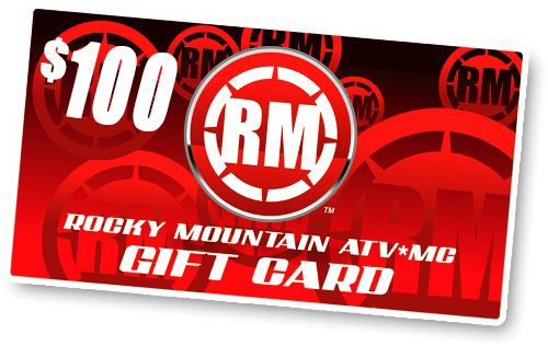Rocky Mountain $100 Gift Card