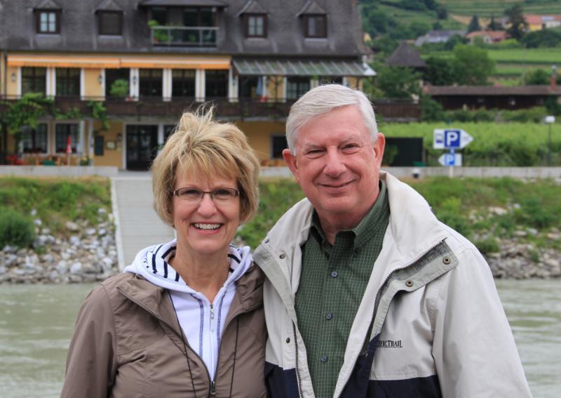 Wayne and Miriam Terpstra