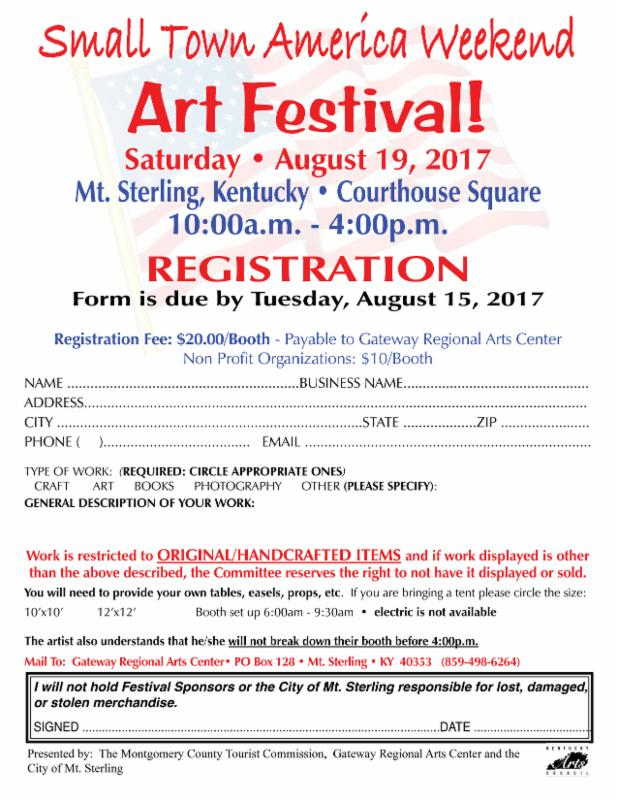 It's time for Summer Fun in Mt  Sterling, KY!
