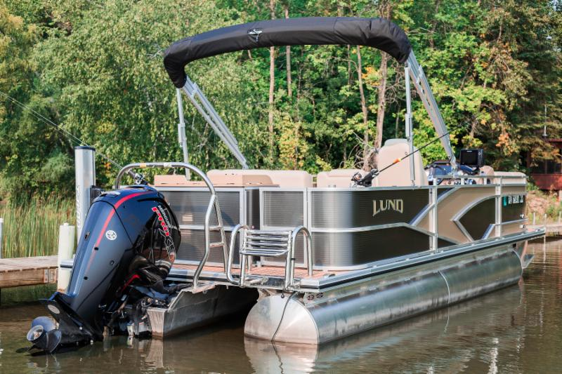 Pontoons Come Of Age As Fishing Machines