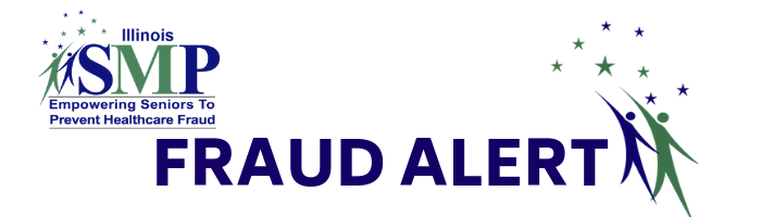 Illinois SMP Fraud Alert logo