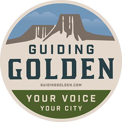 Guiding Golden logo