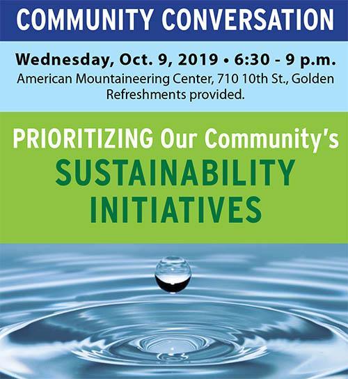 Sustainability Initiatives Postcard