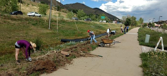 CSM Stormwater Project