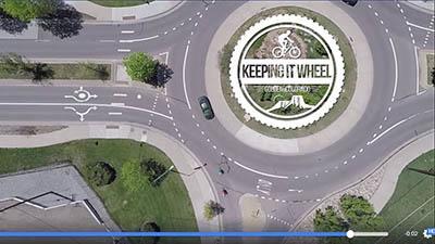 Keeping it Wheel Roundabouts