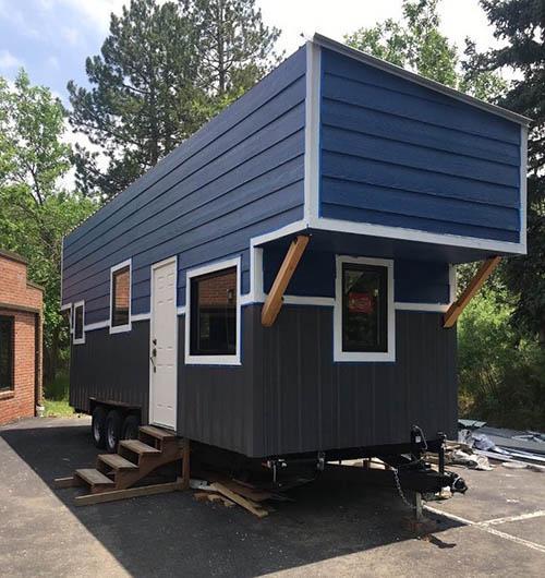 Colorado School of Mines Tiny House