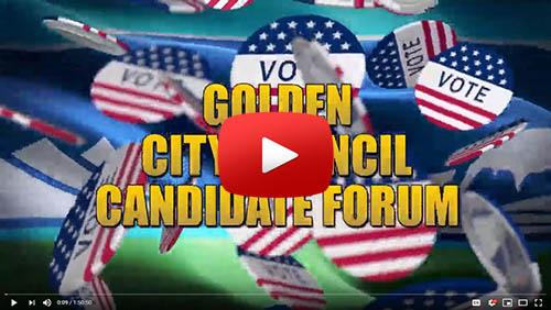 Candidate Forum 2019 video