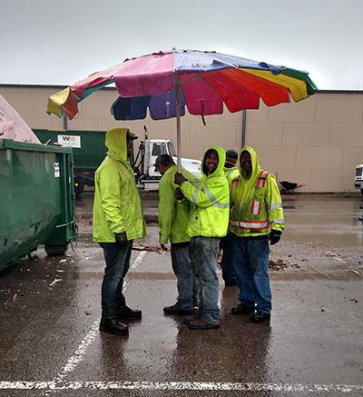 Wet Community Pride Days