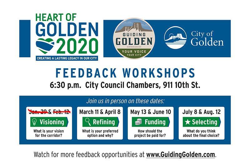 Heart of Golden Refining Workshops