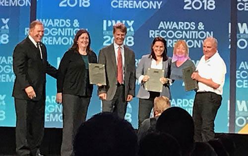 APWA 6 and 19 Award