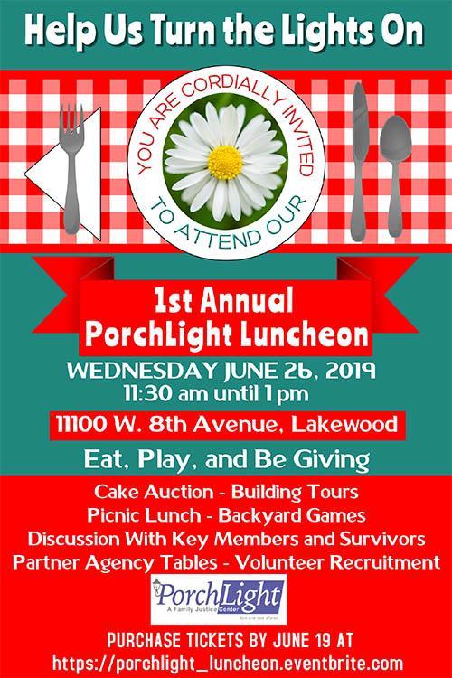 PorchLight Luncheon