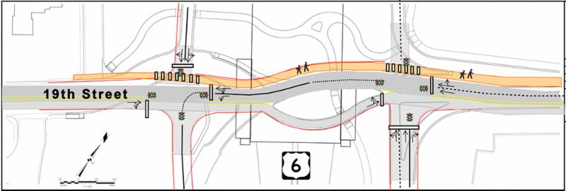 Phase 3 Traffic Pattern