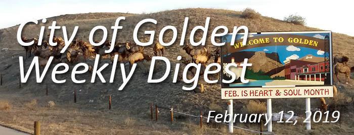 Weekly Digest February 12 2019