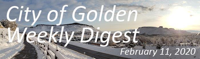 February 11 2020 Weekly Digest