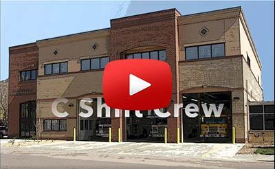 Fire Dept COVID-19 Video